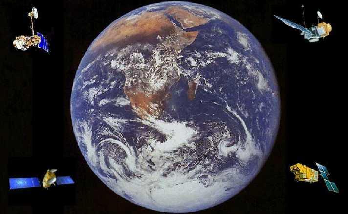 India Launches Edusat Satellite.