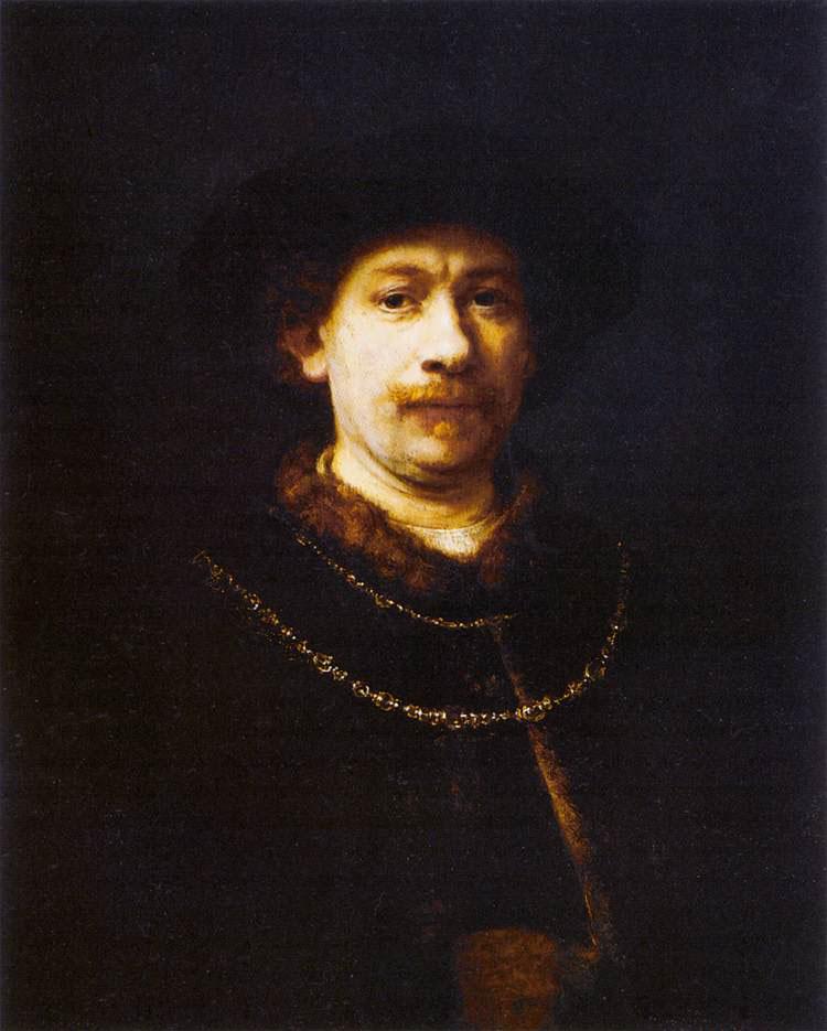 Rembrandt Portraits Rembrandt, Self-Portra...