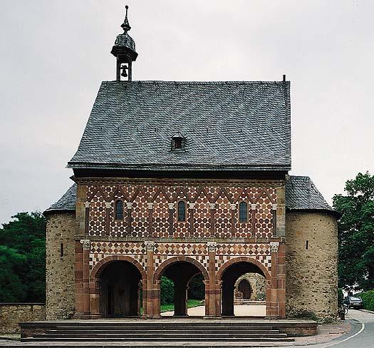 Carolingian art for Architecture 770