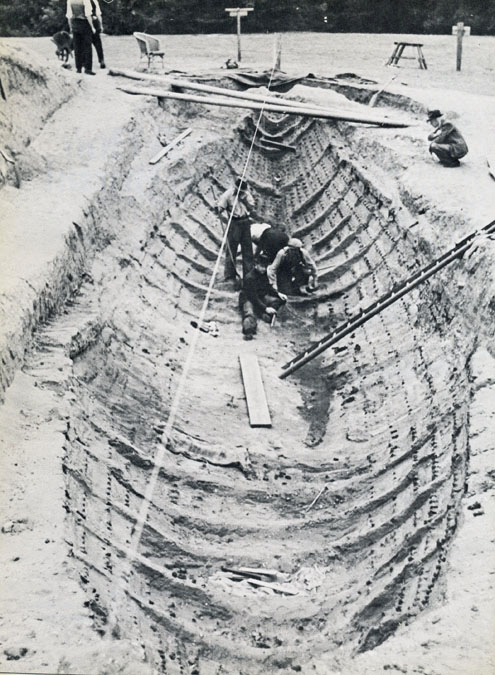Sutton Hoo Ship Burial
