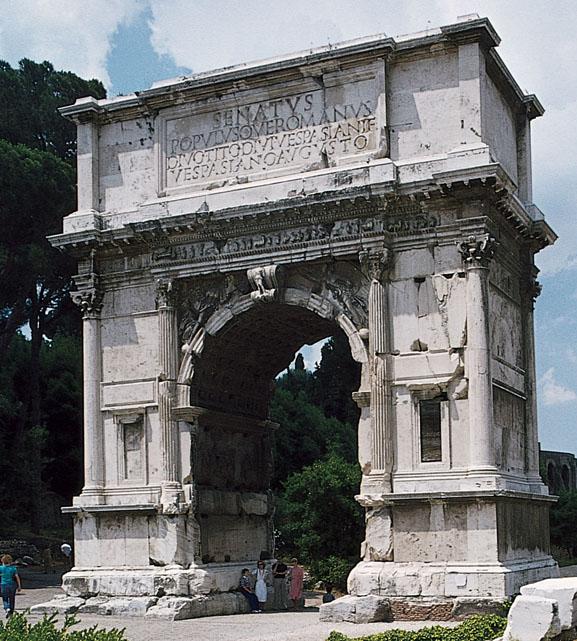Roman Architecture Arches roman architecture