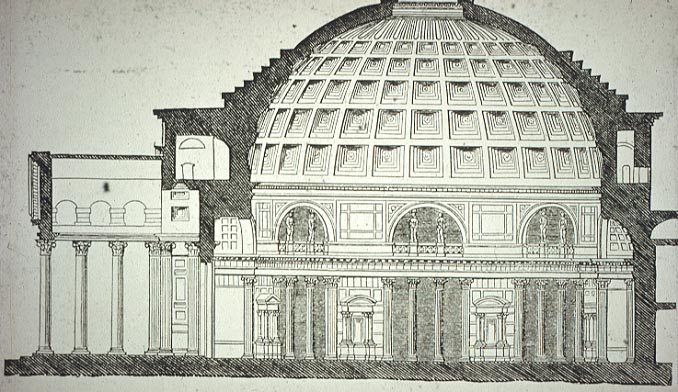 an analysis of the roman colosseum architecture Does not draw nearly the same crowds that the colosseum does through an analysis of the  roman state welch emphasizes the colosseum and amphitheaters in general, as one of rome's  12 frank sear, roman architecture (ithaca: cornell university press, 1982), 23.