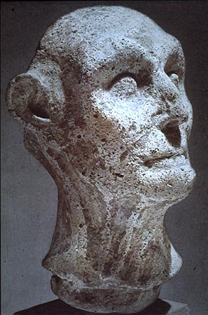 Roman Portrait Sculpture And Piety