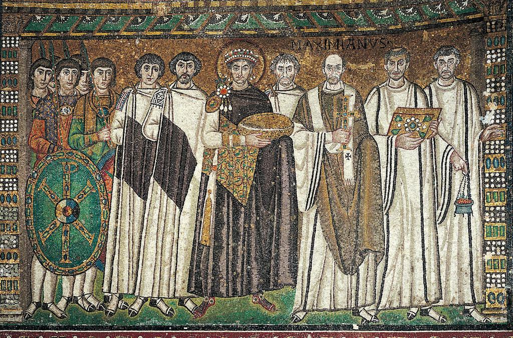 Byzantine empire Justinian