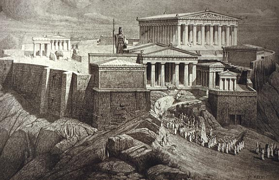 Image Result For Old Temple Of Athena