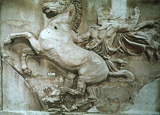 Greek Frieze Parthenon