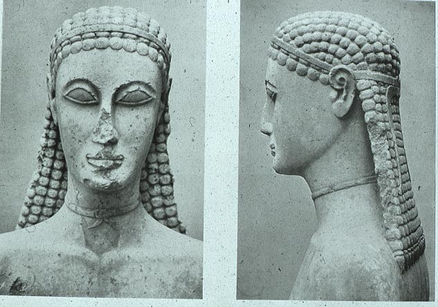 a history of the transformation of the greek kouros from the archaic to the hellenistic Marble statue of a kouros (new york kouros), c 590-580 bce (attic, archaic), naxian marble, 1946 x 516 cm (the metropolitan museum of art) speakers: dr beth harris and dr steven zucker.