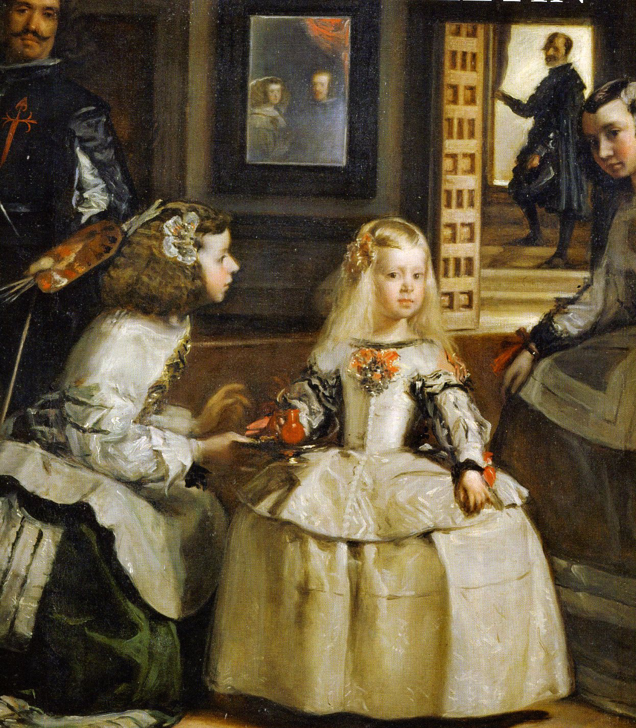 an analysis of las meninas by diego velzquez