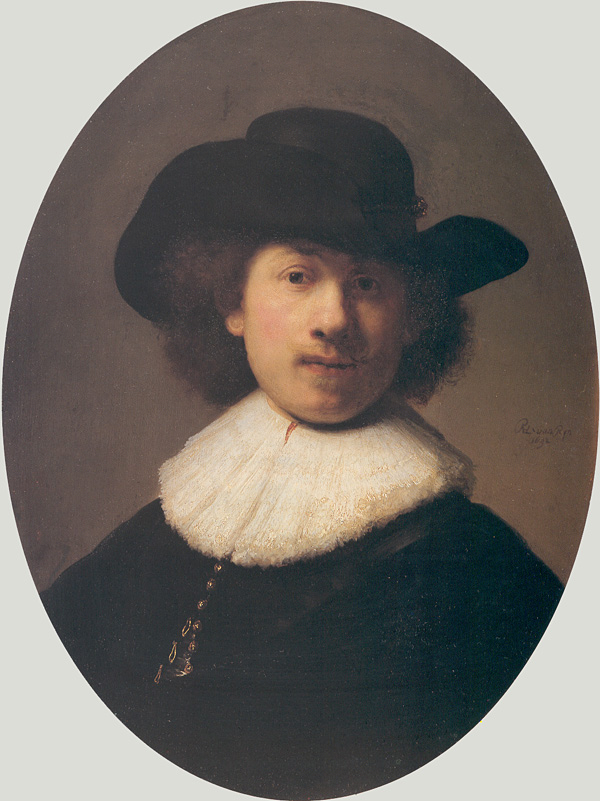 rembrandt self portrait 1660 analysis