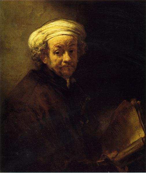 Rembrandt, Self-Portraits