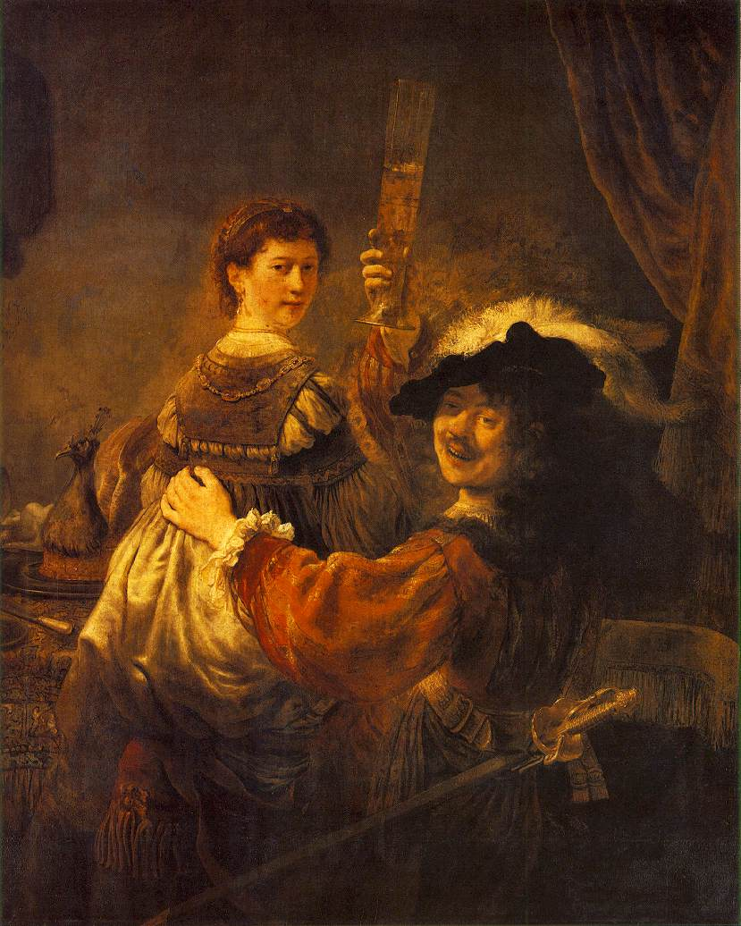 Rembrandt the artist in the studio 1626 28 boston museum of fine