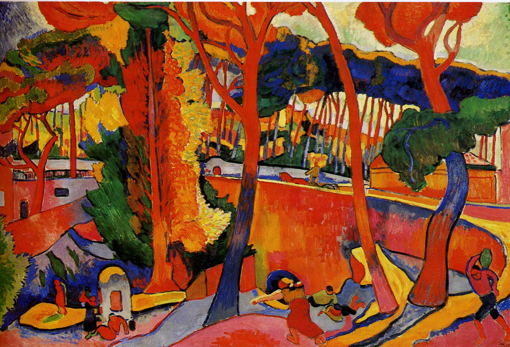 cubism and fauvism However, they did not form a cohesive group and by 1908 a number of painters had seceded to cubism fauvism was a short-lived movement,.