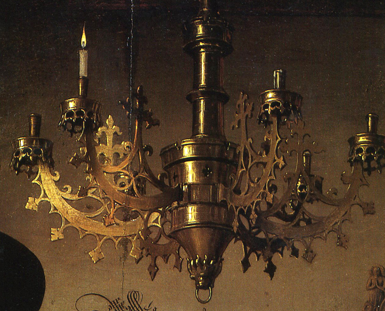 Jan Van Eyck S Arnolfini Wedding Portait