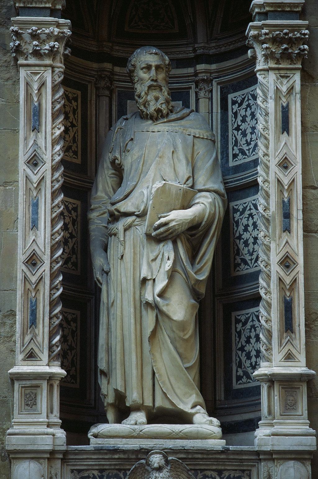 donatello biography Magdalene penitent, 1455 by donatello early renaissance sculpture.