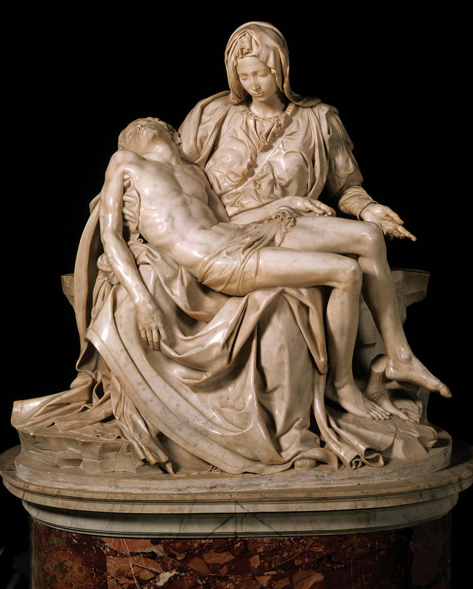 Michelangelo+Pieta+Analysis