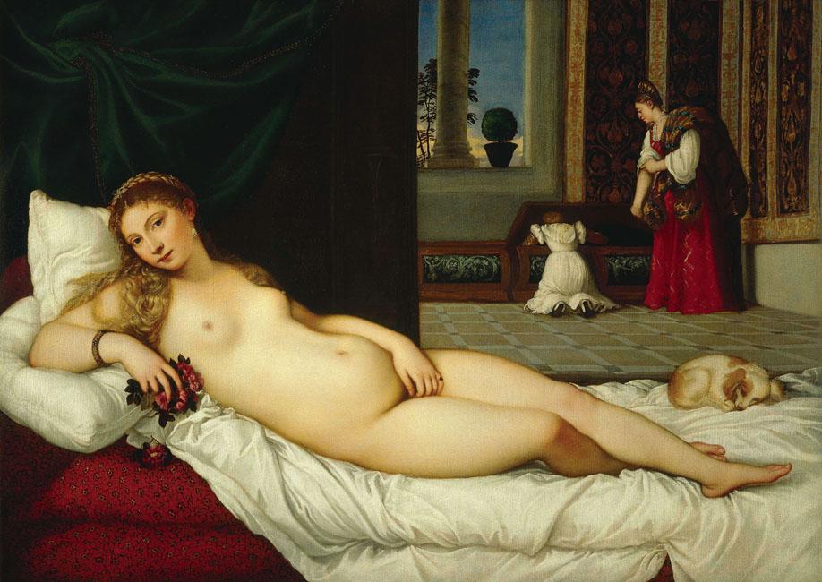 Тициан не только дописал картину Джорджоне, но и создал