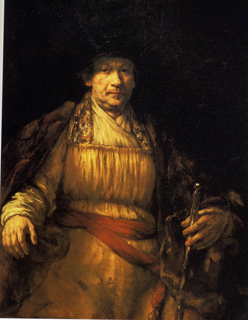 rembrandt self portraits Rembrandt and many other of the old masters may have used cutting-edge  optics to aid their self-portraits.