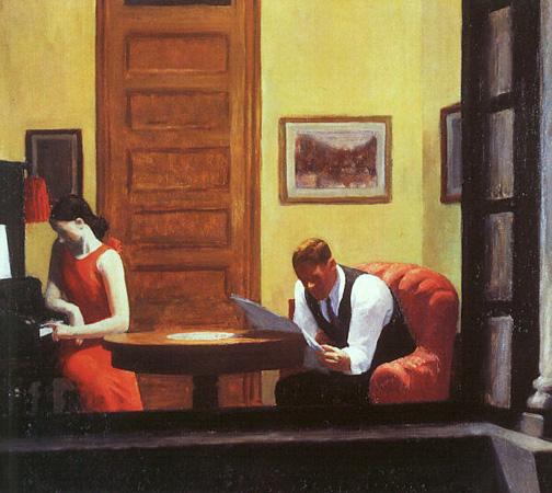 Hopper Room In New York Analysis