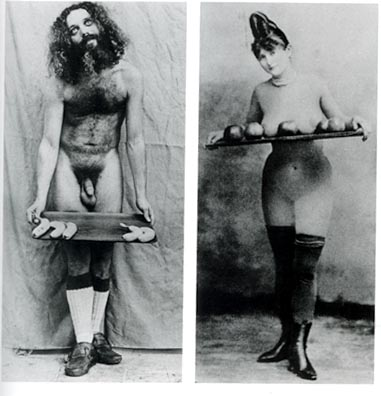 Nude women of tihiti