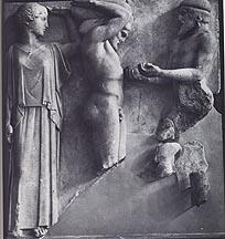 eurystheus_Temple of Zeus at Olympia