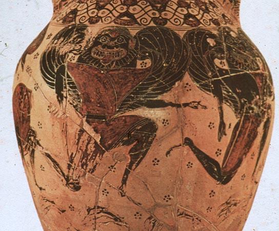 Orientalizing: Vase Pa...