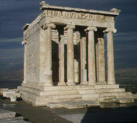 Late Fifth Century Monuments