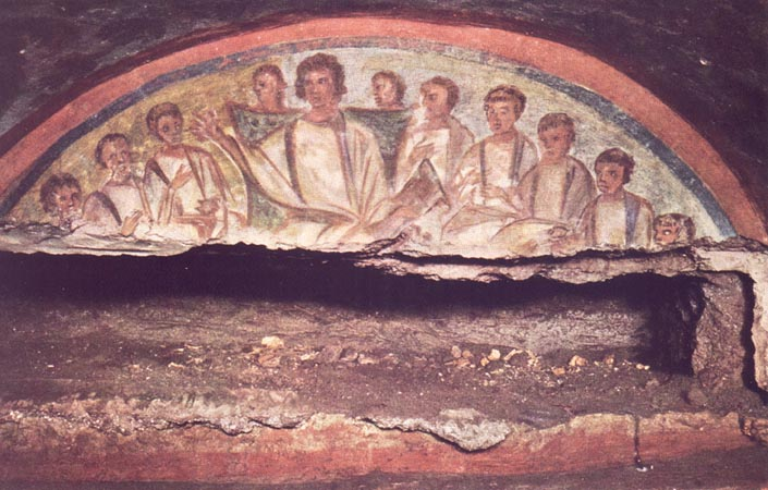 examples of early christian art