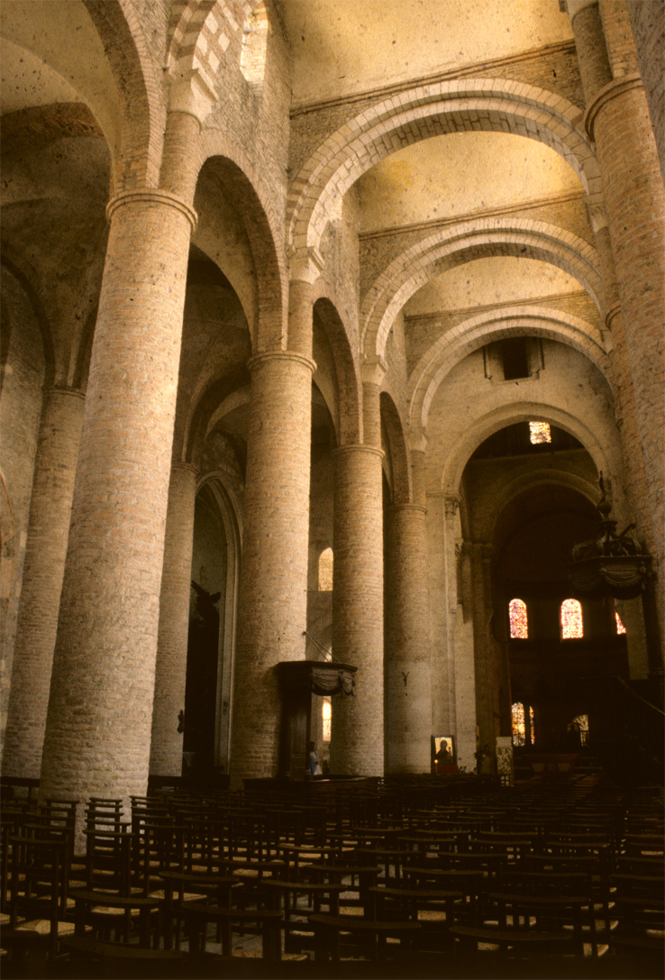 First Romanesque