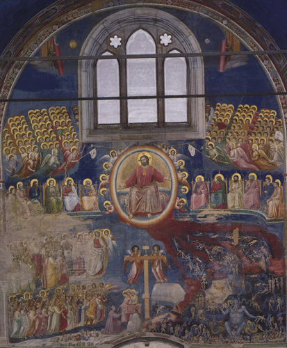 The Last Judgement by Giotto  By Study and Faith