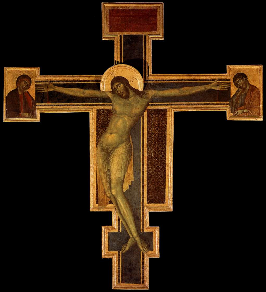 Dugento art crucifix from pisa c 1230 biocorpaavc Choice Image