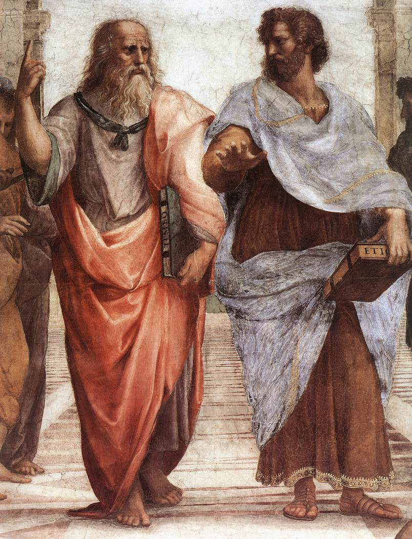 the views of socrates and aristotle on ethics The ethics of socrates is briefly outlined philosophylanderedu  aristotle's criticism of socrates belief that no one intentionally harms oneself is that an individual might know what is best, and yet still fail to act rightly.