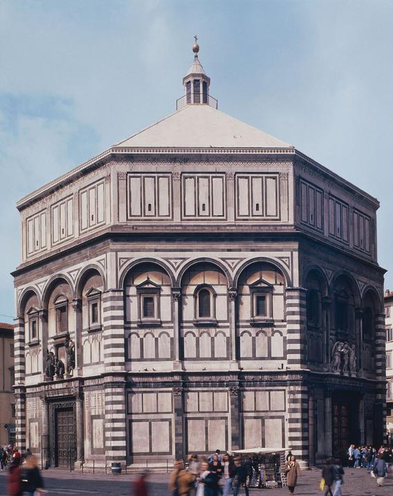 filippo brunelleschi structures