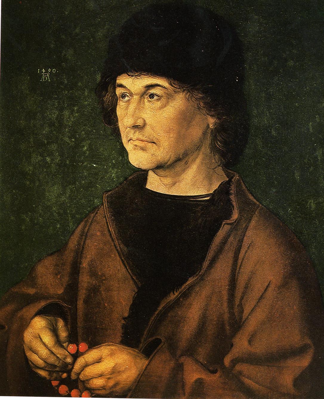 albrecht dürer s self portraits introduction