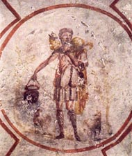 christian catacombs essay The catacombs and christian persecutions the catacombs are the ancient belowground graveyards used by the christians and the judaic people in rome.