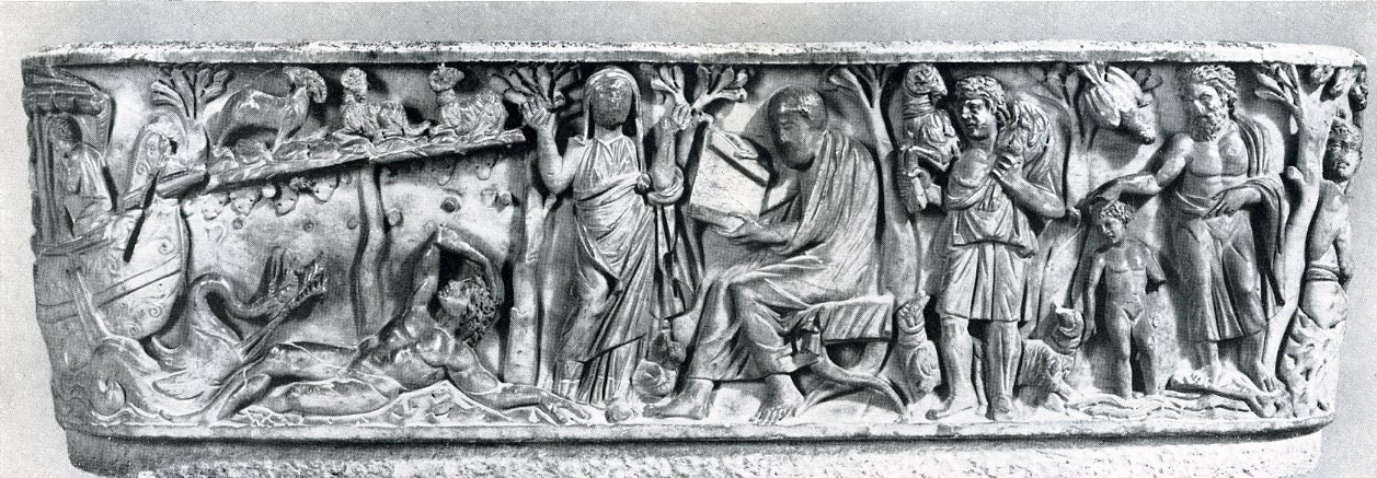 Early christian sculpture