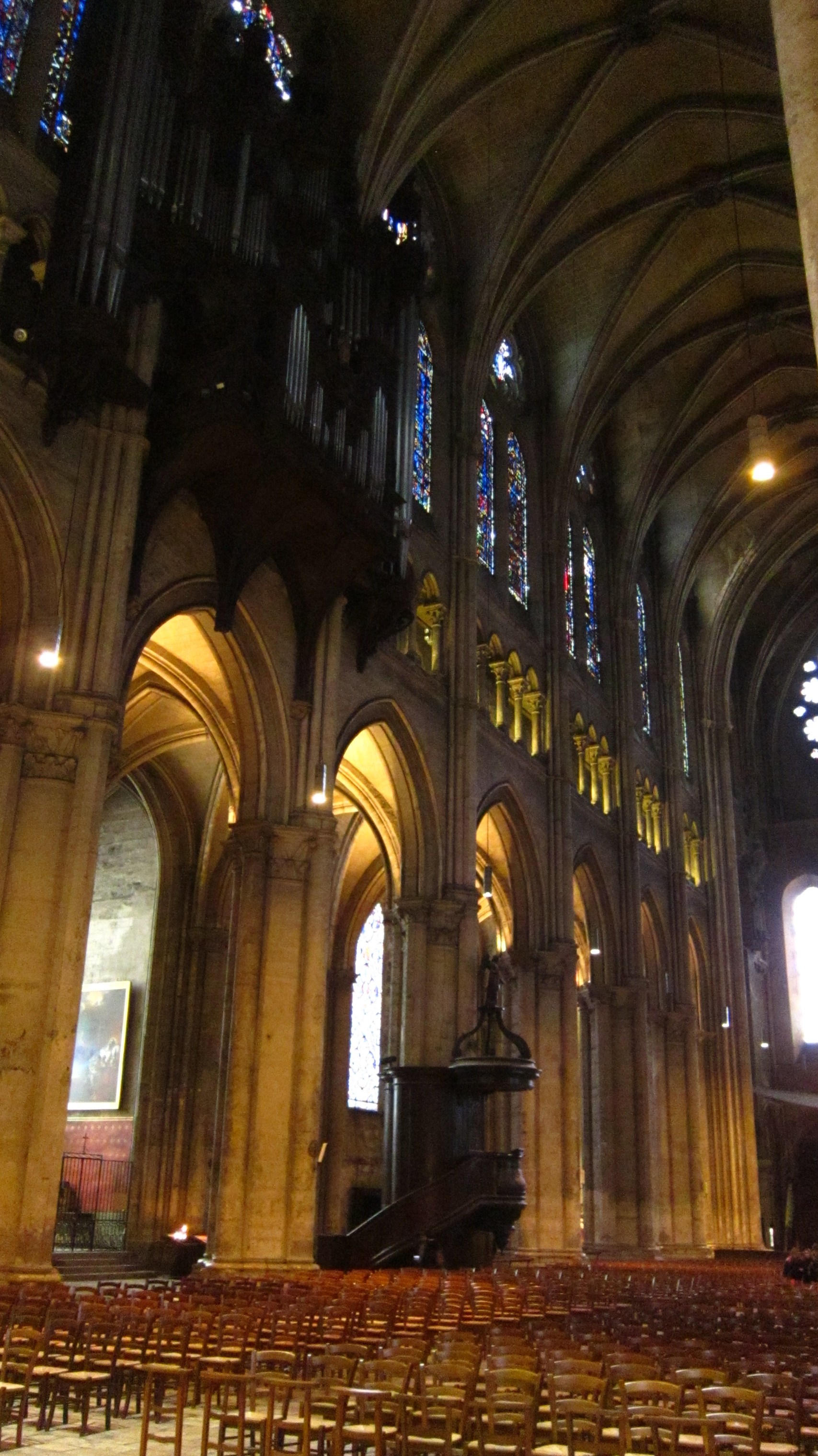 Chartres: Architecture
