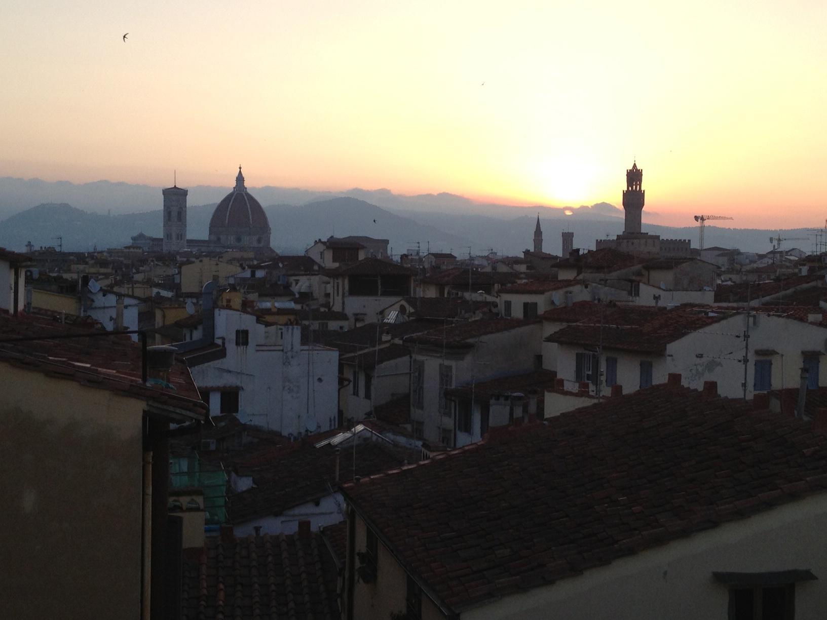 Florentine Sunrise