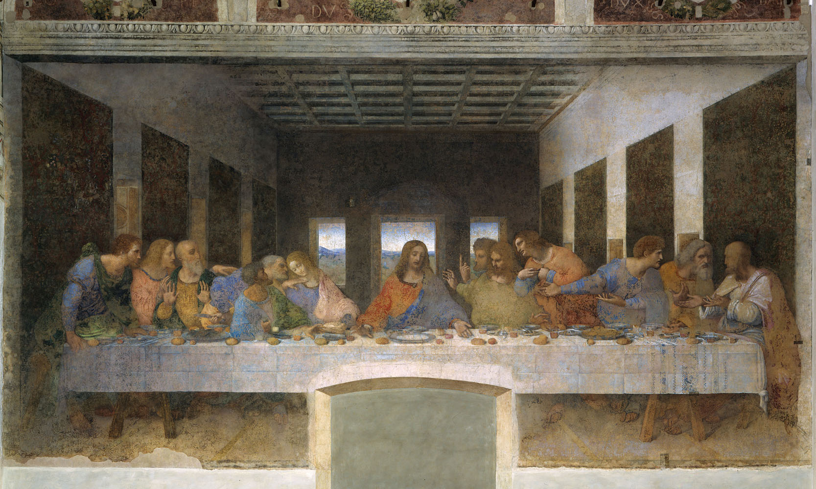 leonardo da vincis the last supper essay Yesterday, people across the world celebrated easter by taking holy communion , a religious ritual that served as leonardo da vinci's subject.
