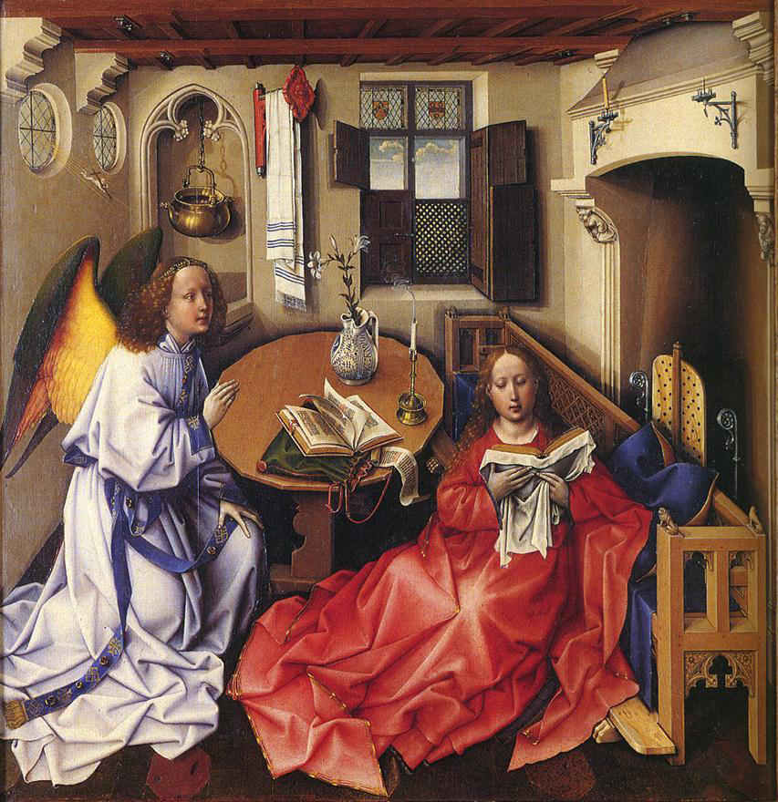 annunciation in northern renaissance art List of famous renaissance paintings, listed alphabetically with pictures of the art when available the renaissance period was a cultural awakening in the art worl.